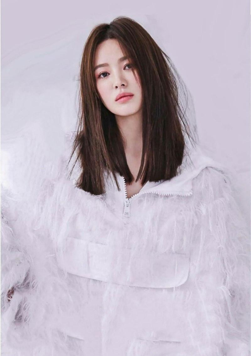 Mặt mộc của Song Hye Kyo, Son Ye Jin và những sao nữ - Ảnh 4