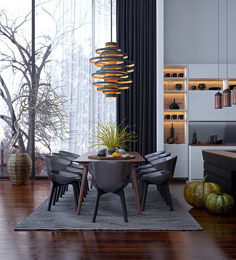 Những kiểu phòng ăn thanh lịch phù hợp với mọi phong cách - Ảnh 3