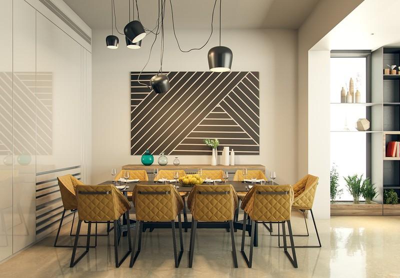 Những kiểu phòng ăn thanh lịch phù hợp với mọi phong cách - Ảnh 4