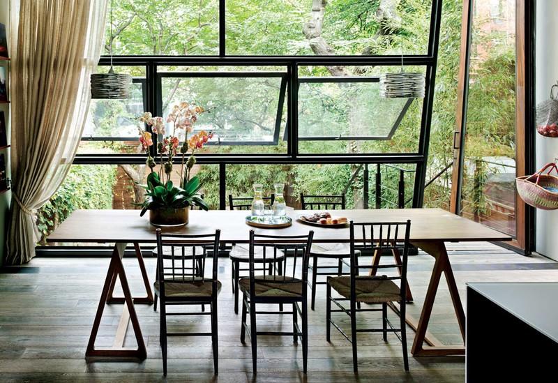 Những kiểu phòng ăn thanh lịch phù hợp với mọi phong cách - Ảnh 5