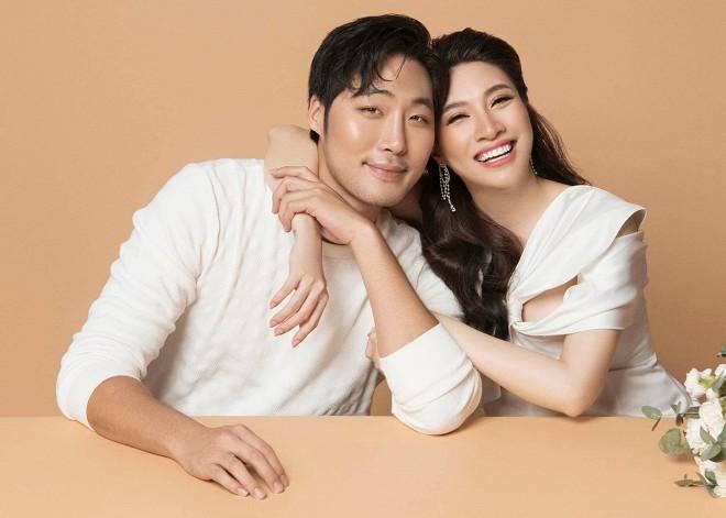 """Bị """"cà khịa"""" chuyện lấy chồng Hàn, Pha Lê đanh thép lên tiếng đáp trả - Ảnh 1"""