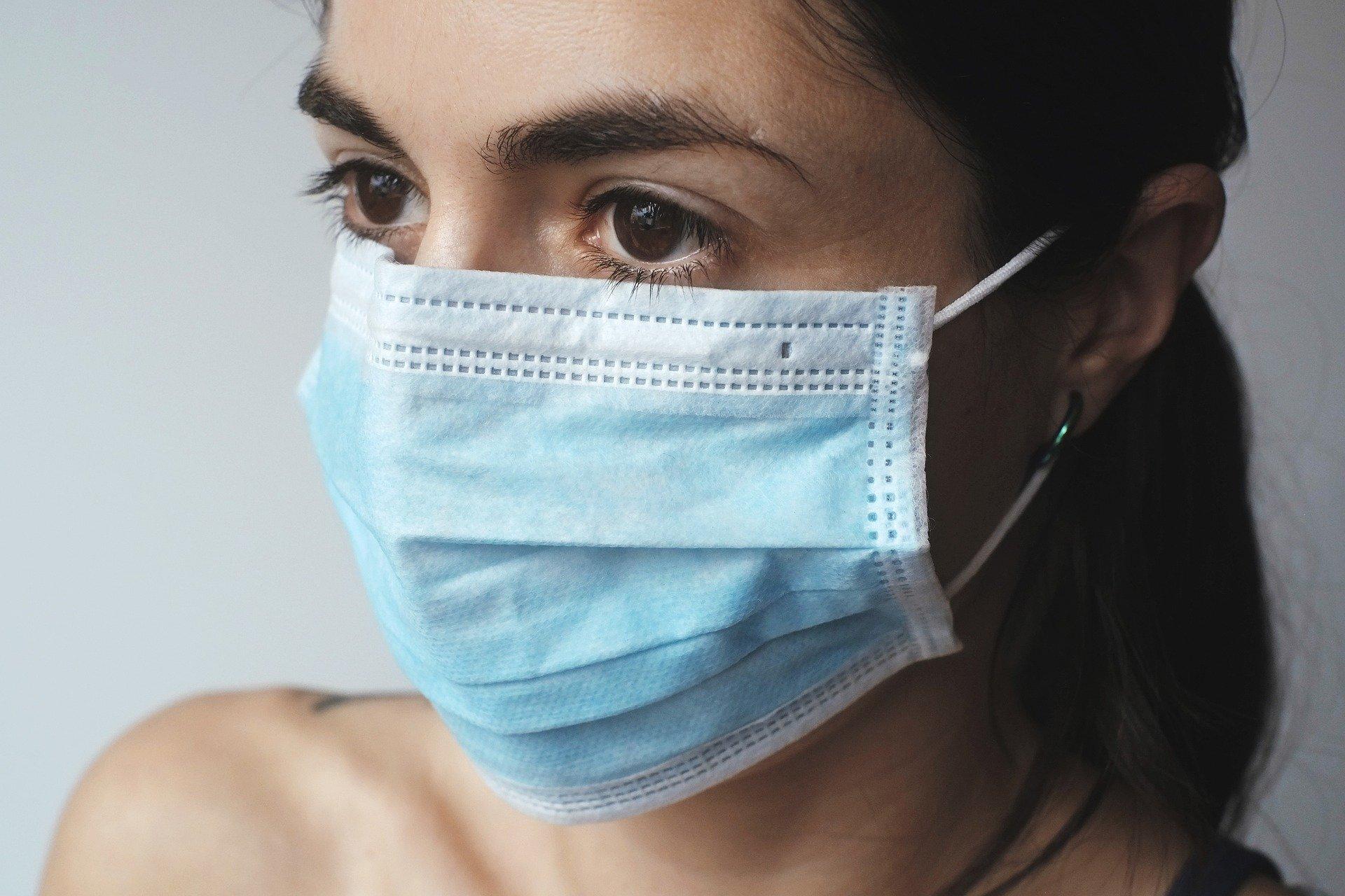 Tác dụng của khẩu trang trong việc giảm nguy cơ lây nhiễm Covid-19 - Ảnh 1