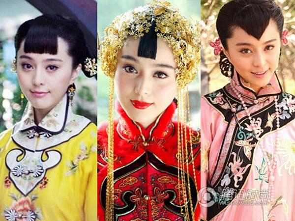 Tạo hình xấu điên đảo của sao phim Hoa ngữ vẫn không địch nổi hình ảnh 'lố quá đà' của Địch Lệ Nhiệt Ba  - Ảnh 6