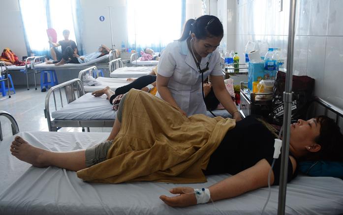 Bùng phát dịch sốt xuất huyết tại Quảng Nam, số ca nhiễm tăng gấp 3 lần năm ngoái - Ảnh 4