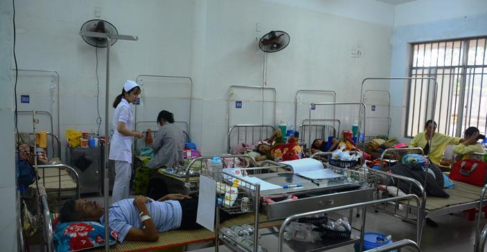Bùng phát dịch sốt xuất huyết tại Quảng Nam, số ca nhiễm tăng gấp 3 lần năm ngoái - Ảnh 1