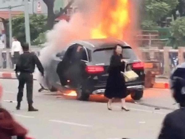 Thủ phạm khiến phụ nữ lái ô tô gây tai nạn thảm khốc - Ảnh 1