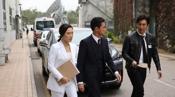 'Bằng chứng thép 4' bị chê vẫn có rating cao, TVB mời Xa Thi Mạn đóng tiếp phần 5 - Ảnh 3