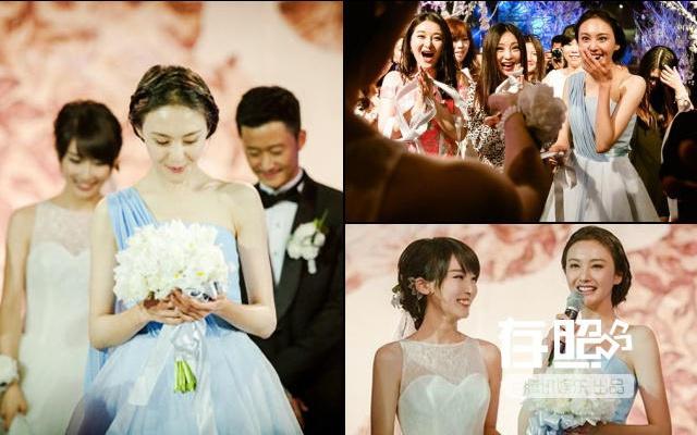 Dù bắt được hoa cưới nhưng những người đẹp Hoa ngữ này lận đận tình duyên, vẫn chưa chịu cưới chồng - Ảnh 1