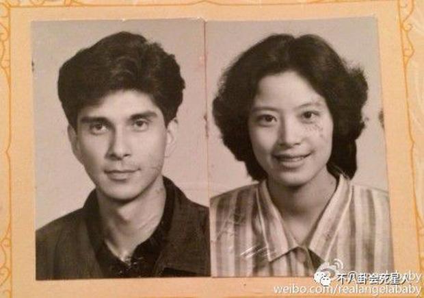 Những sao Hoa ngữ thừa hưởng nét đẹp di truyền từ gia đình - Ảnh 9