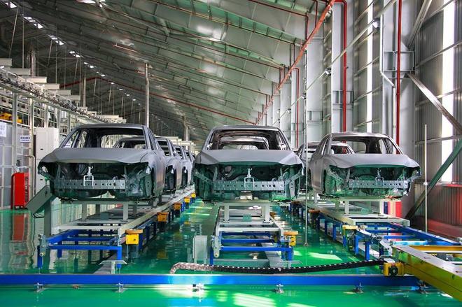 Bất động sản công nghiệp tăng giá bất chấp dịch Covid-19 - Ảnh 1