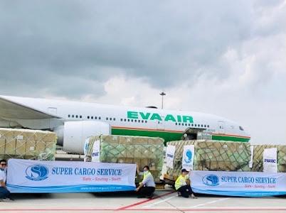 """8 chiếc máy bay đã hoàn thành """"sứ mệnh"""" chuyển hơn 5 triệu sản phẩm bảo hộ y tế của Việt Nam tới Mỹ - Ảnh 1"""