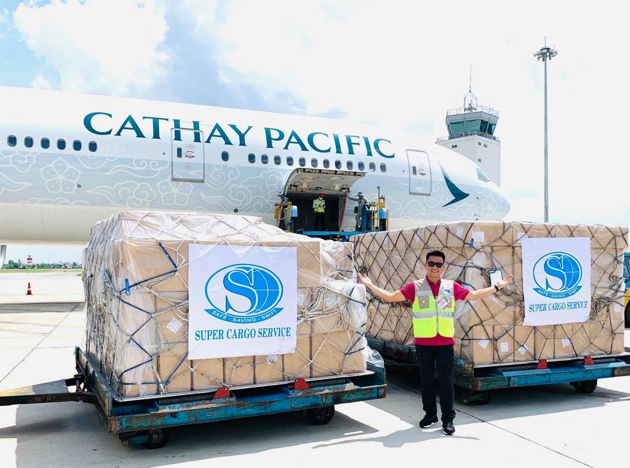 """8 chiếc máy bay đã hoàn thành """"sứ mệnh"""" chuyển hơn 5 triệu sản phẩm bảo hộ y tế của Việt Nam tới Mỹ - Ảnh 2"""