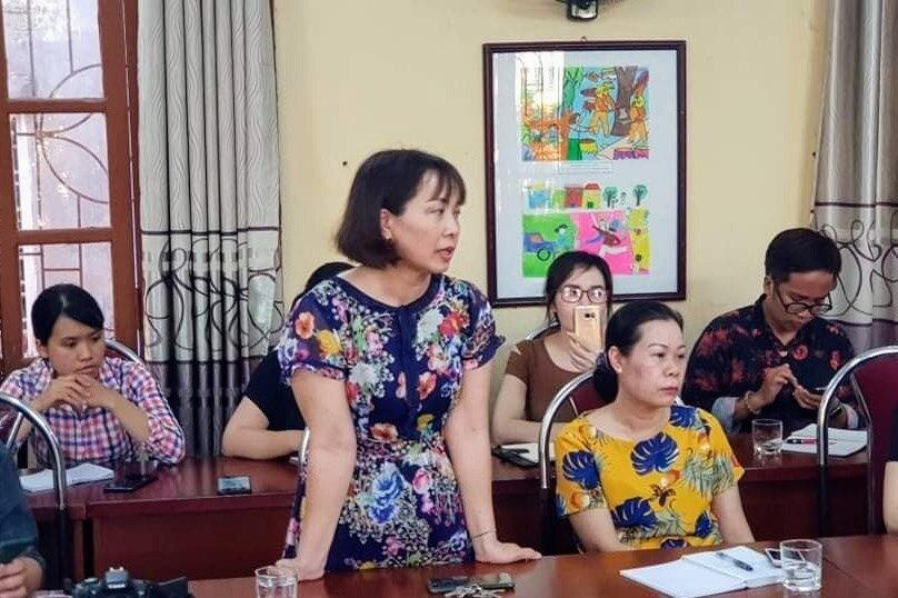 Vụ học sinh đi sớm phải đứng nắng: Chủ tịch Hải Phòng 'lệnh' xử nghiêm - Ảnh 3
