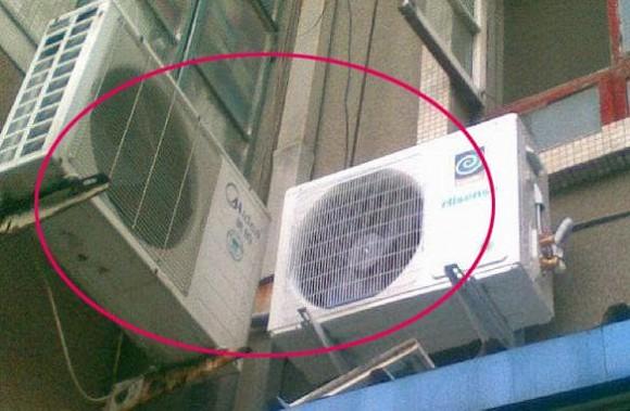 Cục nóng điều hòa tuyệt đối không lắp trên tường như thế này! Đây là những lý do khiến bạn phải hối hận! - Ảnh 1