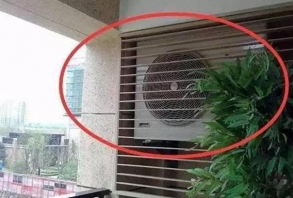Cục nóng điều hòa tuyệt đối không lắp trên tường như thế này! Đây là những lý do khiến bạn phải hối hận! - Ảnh 2