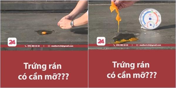 Giữa cái nắng cháy da thịt ở Hà Nội, BTV của VTV24 gây bão với màn dẫn chương trình cực mặn - Ảnh 2