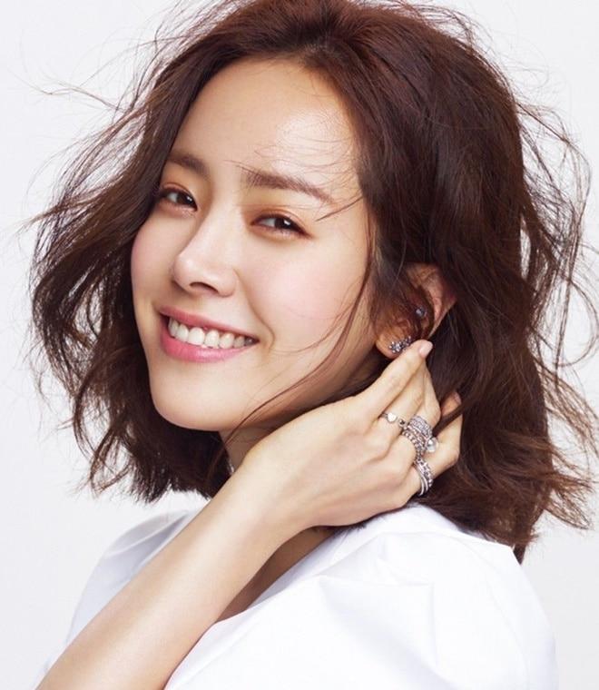 'Vượt mặt' Song Hye Kyo, Son Ye Jin được Knet bình chọn là 'Ngôi sao luôn xinh đẹp từ khi còn trẻ' - Ảnh 7