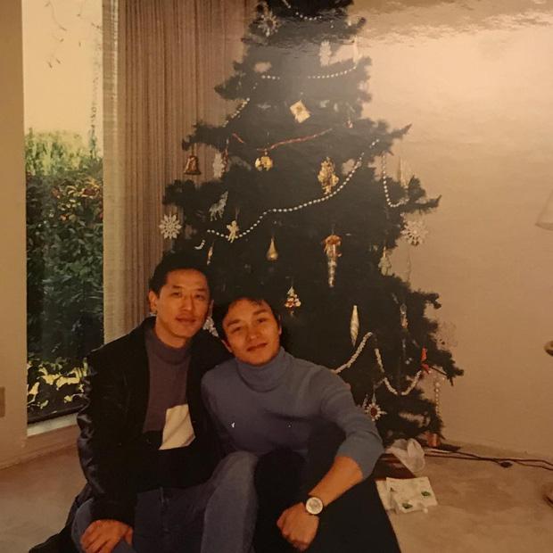 Đường Hạc Đức đăng ảnh chúc mừng Giáng sinh với Trương Quốc Vinh - Ảnh 2