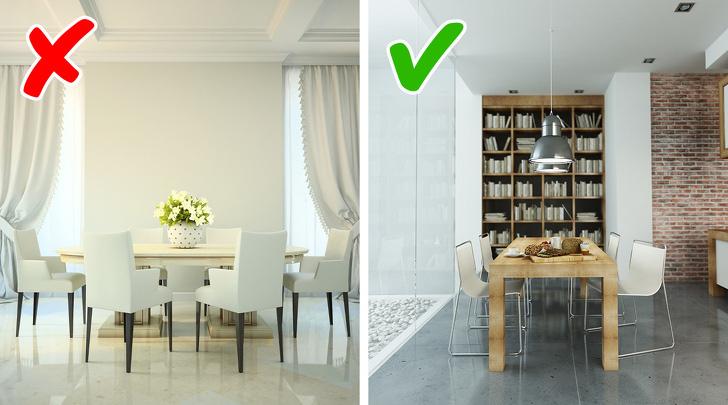 9 lời khuyên của các nhà thiết kế nội thất giúp bạn trang trí nhà chuẩn đẹp - Ảnh 7