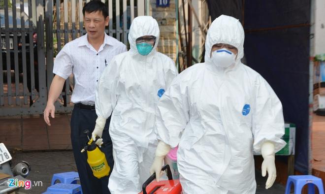 Thêm 9 bệnh nhân mới mắc Covid-19, Việt Nam có 132 ca - Ảnh 1