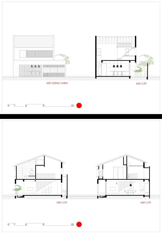 Căn nhà tối giản của đôi vợ chồng ở Vũng Tàu - Ảnh 2