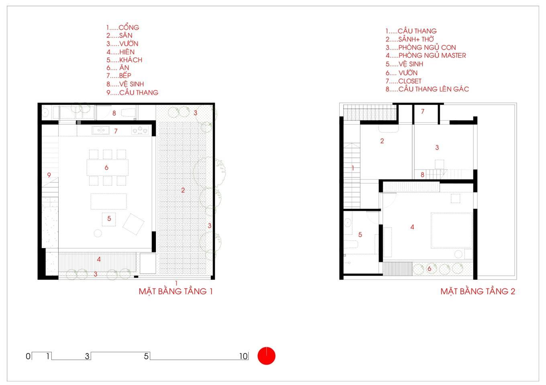 Căn nhà tối giản của đôi vợ chồng ở Vũng Tàu - Ảnh 11
