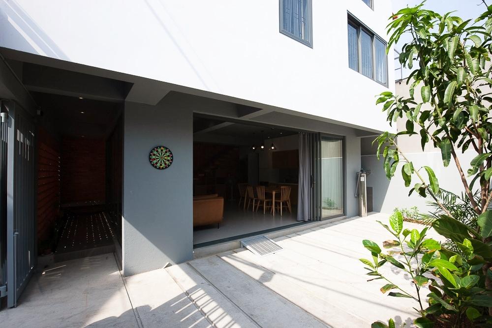 Căn nhà tối giản của đôi vợ chồng ở Vũng Tàu - Ảnh 3