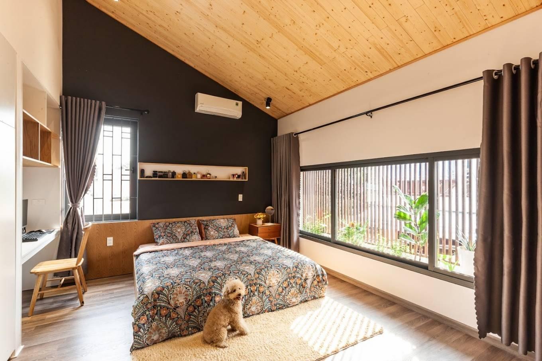 Căn nhà tối giản của đôi vợ chồng ở Vũng Tàu - Ảnh 9
