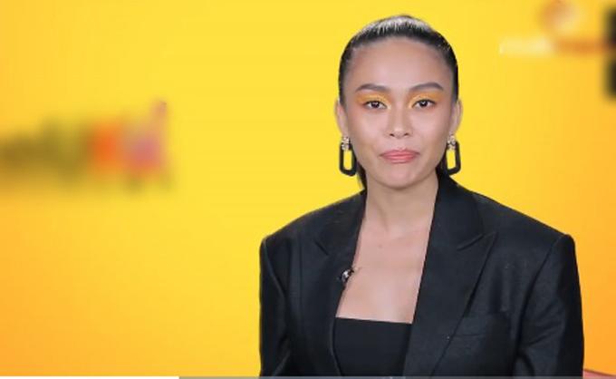 Mỹ nhân Việt 'sai quá sai' khi makeup mắt màu nổi - Ảnh 2