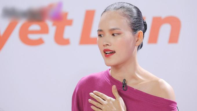 Mỹ nhân Việt 'sai quá sai' khi makeup mắt màu nổi - Ảnh 3