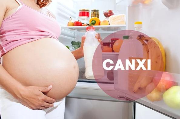 Sai lầm bổ sung canxi khi mang thai khiến mẹ nguy cơ sỏi thận, con sinh ra thấp còi - Ảnh 1