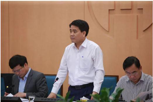 Chủ tịch Hà Nội: Cửa an toàn đã hẹp lại, hơn 20 người dương tính SARS-CoV-2 đang 'lang thang' ở TP - Ảnh 2