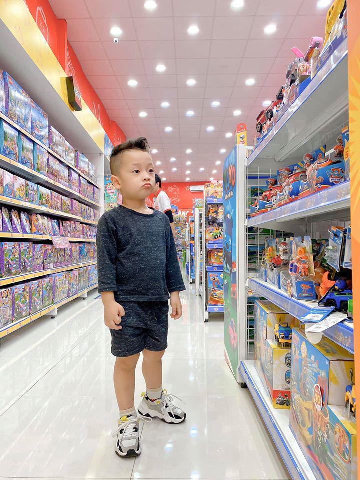 Sinh nhật nhưng không có khách mời, con trai Ly Kute nói một câu khiến mẹ chạnh lòng thương ghê - Ảnh 10