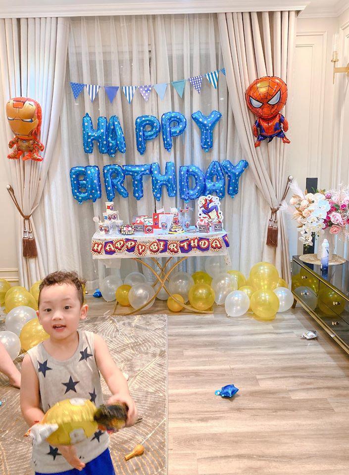 Sinh nhật nhưng không có khách mời, con trai Ly Kute nói một câu khiến mẹ chạnh lòng thương ghê - Ảnh 2