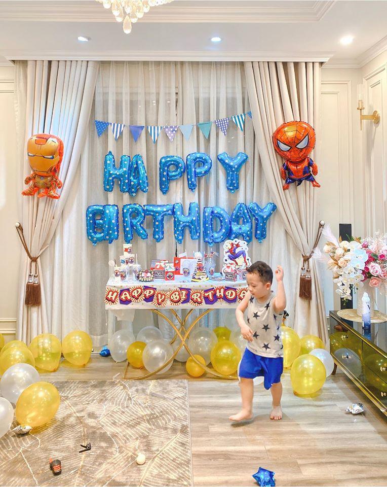 Sinh nhật nhưng không có khách mời, con trai Ly Kute nói một câu khiến mẹ chạnh lòng thương ghê - Ảnh 1