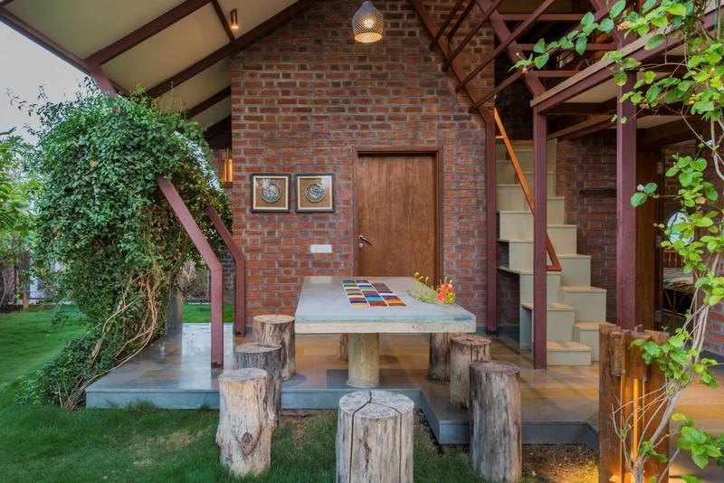 Ngôi nhà lấy ý tưởng từ câu chuyện cổ tích - Ảnh 5