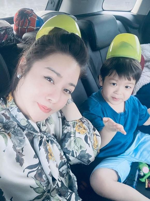 Nhật Kim Anh 'dằn mặt' chồng cũ trong cuộc chiến quyết giành quyền nuôi con - Ảnh 3