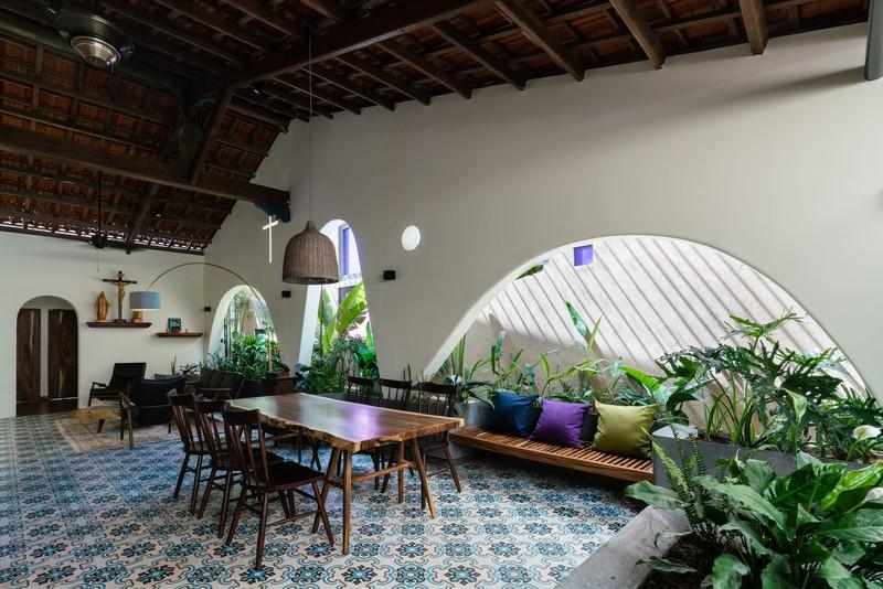 Ngôi nhà mái Thái mang phong cách truyền thống - Ảnh 6