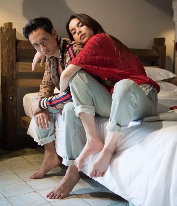 Từng ồn ào với tình cũ, sao Việt rũ bỏ quá khứ hạnh phúc thăng hoa với tình mới - Ảnh 8