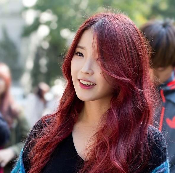 Màu tóc nâu đỏ nổi bần bật, cứ nhuộm là auto tôn da dù da bạn vốn xỉn màu - Ảnh 3