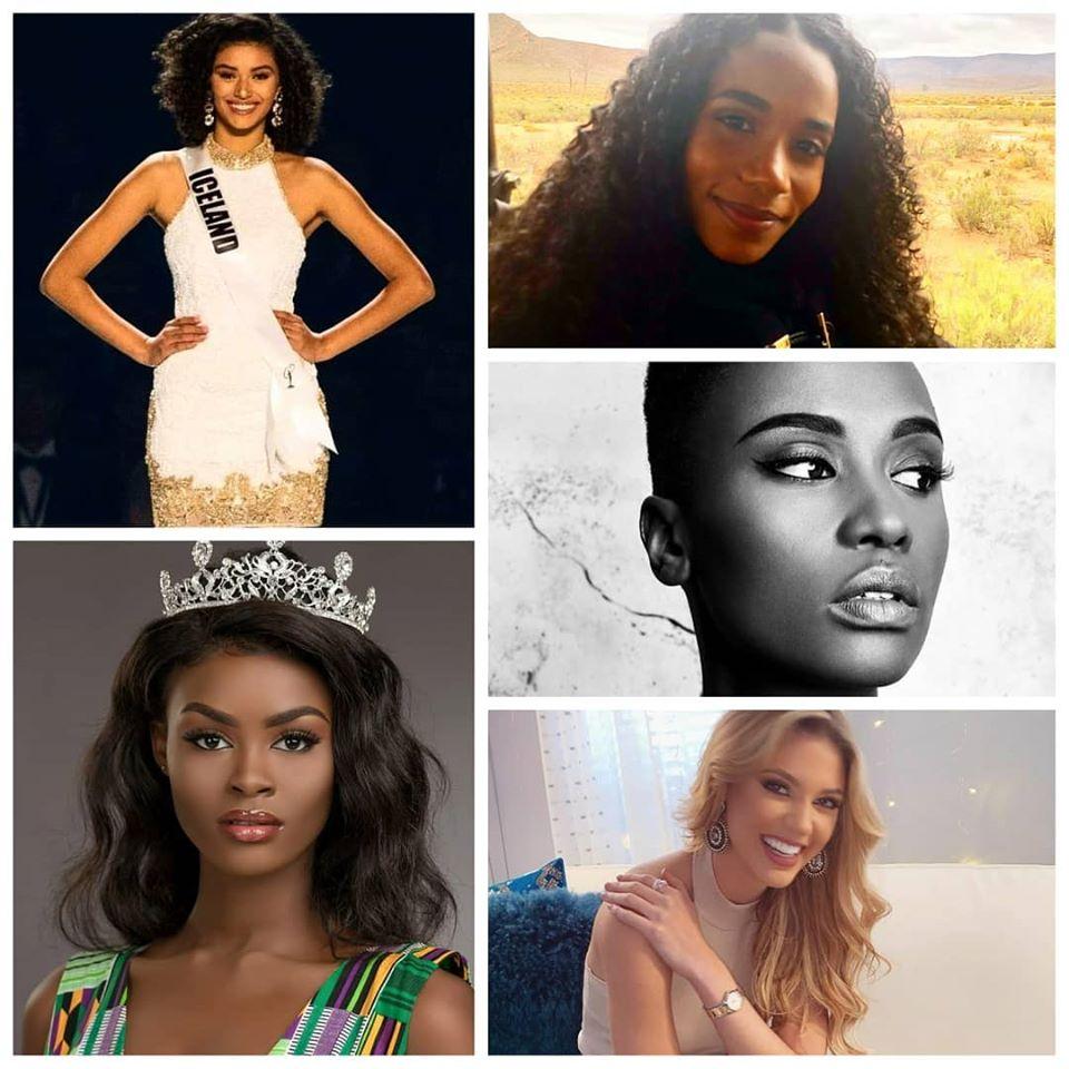 Công bố top 5 Hoa hậu của các hoa hậu 2019: Sự xuất hiện đáng gờm của mỹ nữ da màu - Ảnh 1