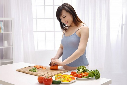 Đầy bụng khi mang thai - Cách xử trí an toàn - Ảnh 1