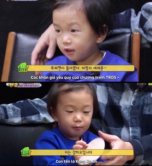 Nam rapper nổi tiếng dạy con 2 tuổi đã biết nói 'làu làu', ai nấy đều thán phục - Ảnh 2