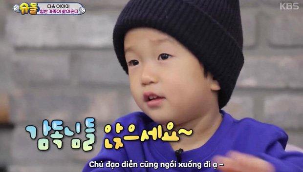 Nam rapper nổi tiếng dạy con 2 tuổi đã biết nói 'làu làu', ai nấy đều thán phục - Ảnh 5