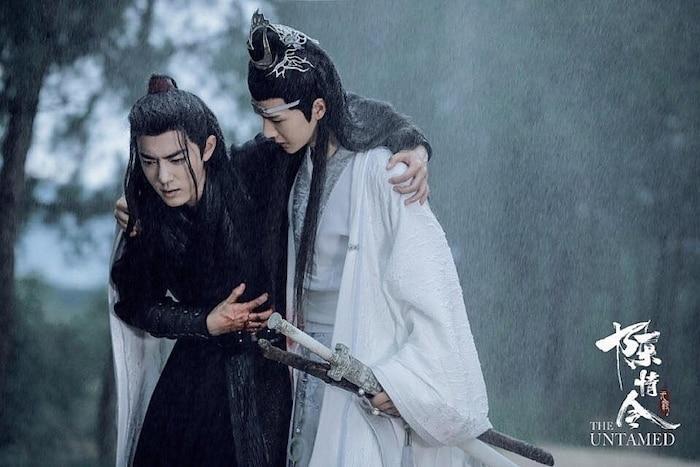 Chưa từng có trong lịch sử: Điểm số Douban bài hát mới của Tiêu Chiến từ 6.7 lên thẳng 10.0 tròn trĩnh - Ảnh 10