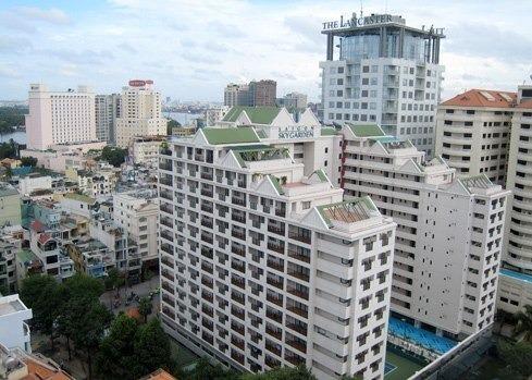 Kinh doanh căn hộ dịch vụ ảm đạm vì Covid-19 - Ảnh 1