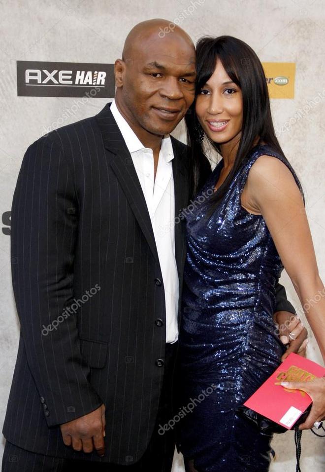 Mike Tyson từng bắt gặp vợ ngoại tình với Brad Pitt - Ảnh 4