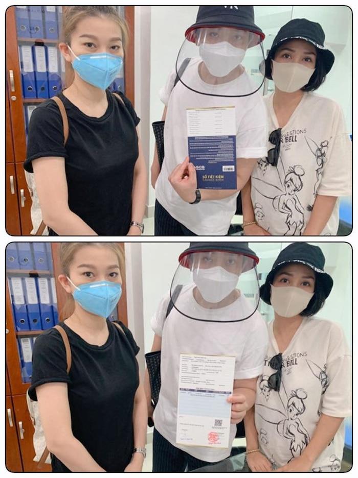 Ốc Thanh Vân ẩn ý đáp trả khi bị tố 'ăn chặn' tiền từ thiện, lợi dụng Mai Phương để PR - Ảnh 6