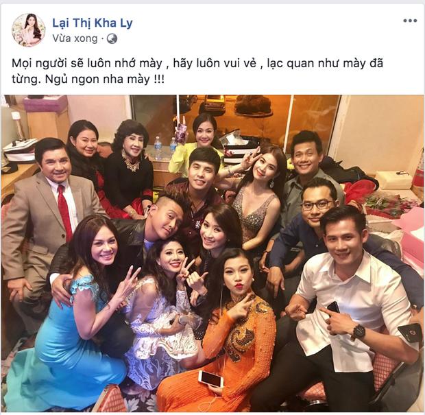 Dàn sao Việt nghẹn thở như chết lặng khi nghe tin diễn viên Mai Phương qua đời - Ảnh 6