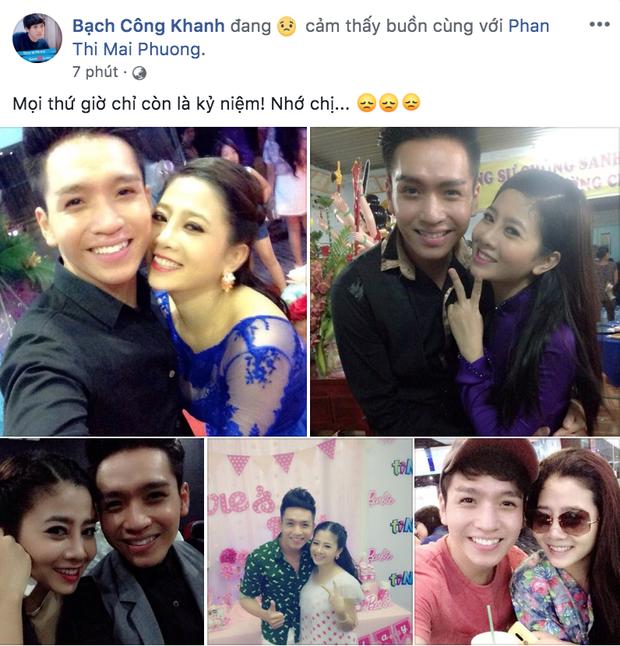 Dàn sao Việt nghẹn thở như chết lặng khi nghe tin diễn viên Mai Phương qua đời - Ảnh 8